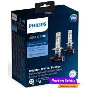 Philips LED H4 X-treme Ultinon 12901HPX2 ( 2 Lâmpadas )