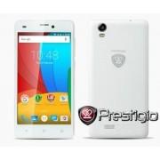 """Smart telefon Prestigio Muze A5 PSP5502 DUO Beli, HD IPS 5"""", QC 1.2GHz/1GB/8GB/8&2Mpx/DS/5.1"""