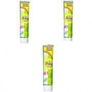 Minha Max Extra Foam Shaving Cream - pack of 3