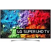 Televizor LED LG 65SK8100PLA, 165 cm, Smart TV, A.I. TV, 4K Super Ultra HD, 4K HDR Gaming, Dolby Atmos, Wi-Fi, Argintiu