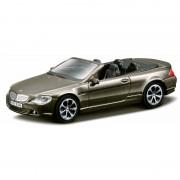 Schaalmodel BMW 645ci 1:43 metallic