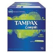 FATER SpA Tampax Compak Regular 16 Pezzi (906048564)