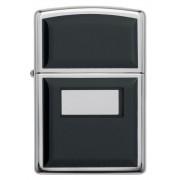 Brichetă Zippo 355 Ultralite Black Emblem