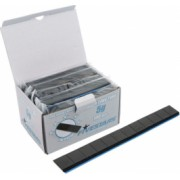 Set contra-greutati FIVESTARS autoadezive 5 grame 100 piese negre