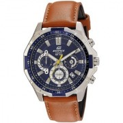 Casio Analog Blue Dial Mens Watch-EFR-554L-2AVUDF