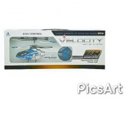 Velocity Easy Control I/R Remote Infrared Controlled 2.5 Channel Helicopter SE-ET-192
