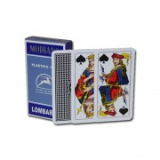 Deck of Lombarde Italian Regional Playing Cards