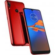 Motorola Moto E6 Plus 32 Gb Dual Sim Rojo Libre