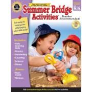 Summer Bridge Activities, Grades PK - K, Paperback