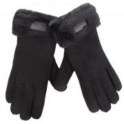 Дамски ръкавици UGG - W Turn Cuff Glove 17369 Black