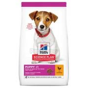 Hill's Science Plan Puppy Small & Mini hrana uscata pentru caini 1,5 kg