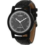 Laurex Analog Round Casual Wear Watches for Men LX-106