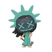 Pop! Vinyl Figura Funko Pop! - Lady Liberty - Election: la noche de las bestias