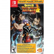 Super Dragon Ball Heroes: World Mission Hero Edition Nintendo Switch