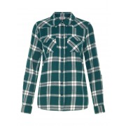 NOISY MAY Casual Overhemd Dames Green / Female / GreenGables / XS