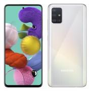 "Samsung Galaxy A51 White, bijela, Android, 4GB, 128GB, 6.5"", 24mj, (SM-A515FZWVEUG)"