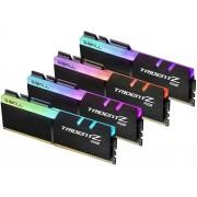 G.SKILL TridentZ RGB Series 64GB (4 x 16GB) 3200MHz DIMM -- F4-3200C15Q-64GTZR