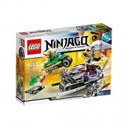 Lego Ninjago OverBorg Attack, Multi Color