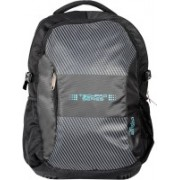 Alfisha Techpro Series Laptop Backpack - Fits Up to 18-Inch Laptops |Casual Backpack(Black) 30 L Backpack(Black)