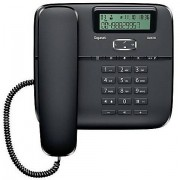 Siemens Gigaset Da610 Colore Nero Telefono Con Filo