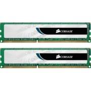 Kit Memorie Corsair 4GB DDR3 2x2GB 1333MHz Value