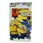 Folie protectie cu design iPhone 5 - Despicable me ( fata + spate + lateral )