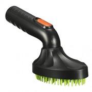 Toogoo R Pet Grooming Brush Loose Puppy Hair Cat Dog Fur Vacuum Cleaner Nozzle