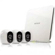 NETGEAR VMS3330 Arlo Security System 3 HD Cameras