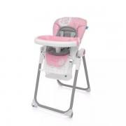 Baby Design Lolly Krzesełko do Karmienia - Pink