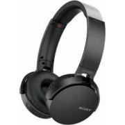Casti Bluetooth Sony Extra-Bass Negre