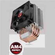 RAIJINTEK DISSIPATORE CPU AIDOS BLACK PWM-92mm OR100009