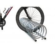 Stojak na rowery SPIRALA C - 6 miejsc rowerowych /OCYNK/ SPIRALA C stojak 5-miejscowy