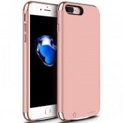 Husa Baterie Ultraslim iPhone 7, iUni Joyroom 2500mAh, Rose Gold