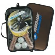 Set tenis de masa 2 palete + 3 mingi + geanta Allround Persson 500
