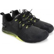 REEBOK R CROSSFIT NANO PUMP FS Men Training & Gym Shoes For Men(Black, Green)