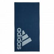 adidas Serviette de bain adidas Bleu grande taille OL - Foot Lyon