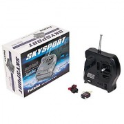 Futaba Skysport SS2/SS3 Single Stick Digital Proportional Remote Control System Transmitter Vehicle Black