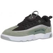 DC Legacy 98 Slim Se Zapatillas de Skate para Hombre, Oliva/Negro, 10