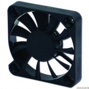 FAN, EVERCOOL 40mm, EC4007M12CA, 1-Ball Bearing, 5500rpm (40x40x7)