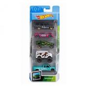 Set 5 masini, Hot Wheels Speed Blur
