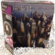 Flawless Finish 1000 Pieces New York City Skyscraper Puzzle
