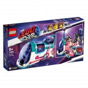 NAVE ESPACIAL DISCO - THE LEGO MOVIE 2 70828