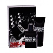 Zadig & Voltaire This is Him! подаръчен комплект EDT 50 ml + душ гел 75 ml за мъже