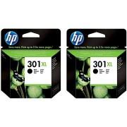 HP CH563EE sz. 301XL fekete, 2 db