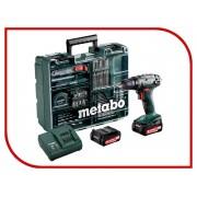 Электроинструмент Metabo BS 14.4 2х2.0 LiIon 602206880