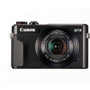 Canon PowerShot G7X Mark II - Zwart - Geleverd met 16GB SD-kaart en een beschermcase