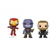 Thanos Iron Man Thor Funko Pop Avengers Infinity War Marvel Pelicula