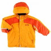 Degré 7 Veste de Ski Etna orange