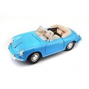 Bburago 1:18 Porsche 356B Cabriolet 1961