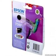 EPSON Black Inkjet Cartridge for Stylus Photo R265/ 285/ 360/ RX560/ PX700W/ PX800FW/ RX585/P50 (C13T08014011)